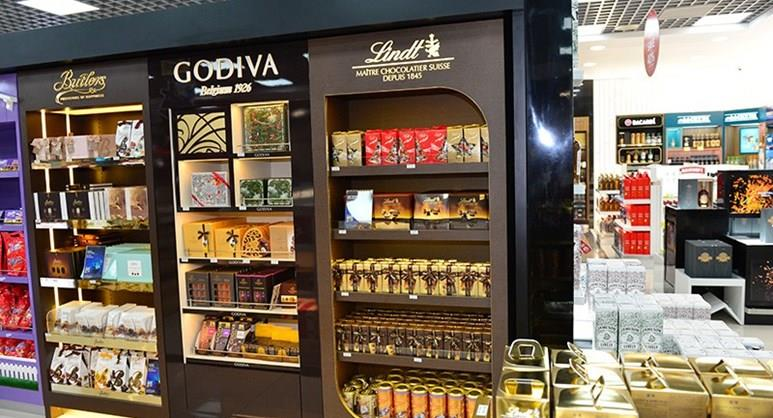Duty Free – Confectionary
